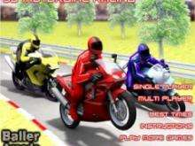 3D гонки на мотоциклах