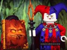Лего нексо найтс: логово Джестро