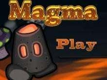 игра Лава (магма)