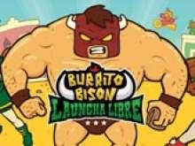 Burrito bison lucha libre