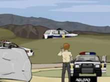 Убеги от полиции