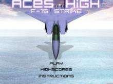игра Истребитель F-15