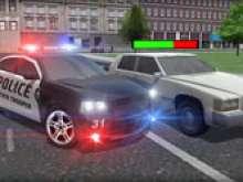Полиция погоня за преступниками