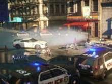 Гонки без правил с полицией