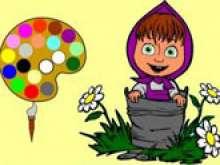 Раскраски для девочек 2 лет