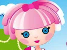 Кукла для девочек 4 года