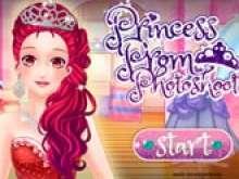 Переодеваем принцесс