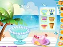 Готовим мороженое для девочек 6 лет