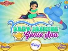 игра Маленькая принцесса Жасмин для девочек 7 лет