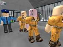 Роблокс побег из тюрьмы