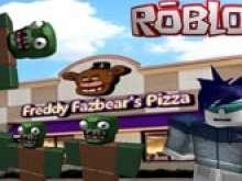 Роблокс пиццерия Фредди