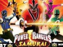 Могучие рейнджеры Самураи. Стрельба из лука