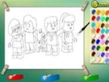 Раскраски для мальчиков 5 лет