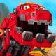 Роботы динозавры