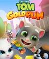 Говорящий Том бег за золотом